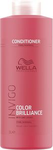 Wella Professionals Brilliance Vibrant Color Conditioner Fine/normal (1000mL)