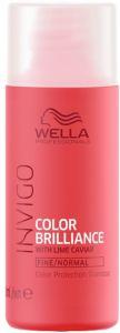 Wella Professionals Invigo Color Brilliance Shampoo (50mL) Fine/Normal Hair