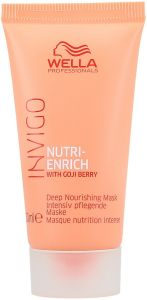 Wella Professionals Invigo Nutri-Enrich Deep Nourishing Mask (30mL)