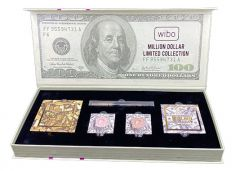 Wibo Million Dollar Limited Collection Gift Set