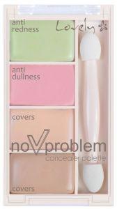 Lovely No Problem Concealer Palette