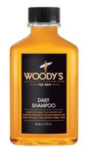 Woody's Daily Shampoo (75mL)