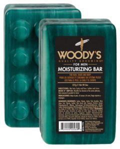 Woody's Moisturizing Bar (227g)
