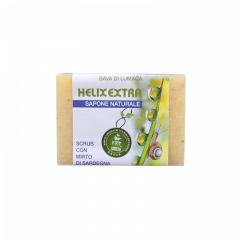 Helix Extra Exfoliating Soap With Snail Secret And Myrtle (100g)