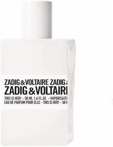 Zadig & Voltaire This is Her! Eau de Parfum