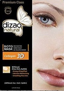 Dizao Organics Boto Mask Collagen 3D (28g)